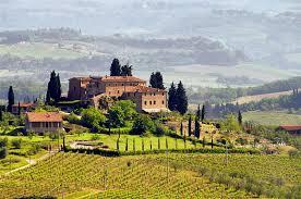 Tuscany-scenery