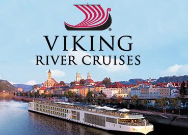 Viking River Cruise Logo - 150 px breit