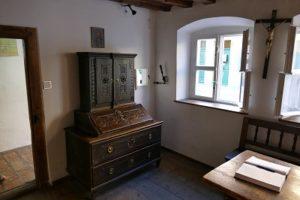 Fuggerei Old Living Room