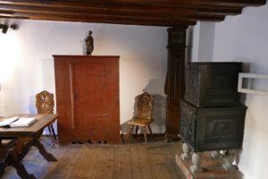 Fuggerei Living Room